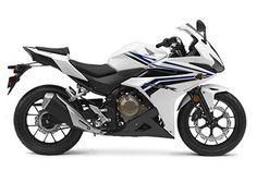2016 CBR®500R Pearl White (CBR500R)