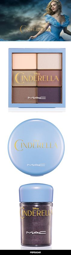 """""""A dream is a wish your heart makes..."""" See the full @MACCosmetics x #Cinderella collection here!"""