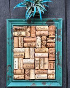 #themoreyouknow #funfacts #corkfacts #winefacts #winecorks #winecorkdecor #winecorkart #corkboard #winecorkboard #bulletinboard #homeorganization #winecorkjewelryholder #jewelrydisplay #picturedisplay #jewerlystorage #turquoisedecor #farmhousedecor #rusticdecor #upcycledgifts #upcycleddecor #upcycledart #upcycledliving #ecofriendlydecor #sustainablelifestyle #thewineingtwins Cork Board Jewelry, Wine Cork Jewelry, Wine Cork Art, Cork Bulletin Boards, Cork Boards, Wine Cork Holder, Recycled Wine Corks, Champagne Corks, Hanging Jewelry