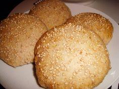 Glutenfria godsaker: Glutenfria grova hamburgerbröd