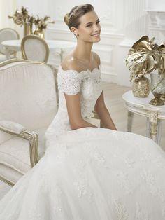 Bruidskledij 2014 | Collectie Bruidsmode | Ann & John bruidsmode - Trouwjurken - Bruidsjurken