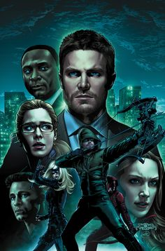 Arrow Poster Collection: Amazing High-Quality Printable PostersYou can find Green arrow and more on our website. Arrow Cw, Arrow Oliver, Team Arrow, Heros Comics, Dc Heroes, Marvel Dc Comics, Arrow Memes, Arrow Tv Series, Arrow Serie
