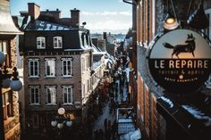 Passport Life- Quebec | Canada