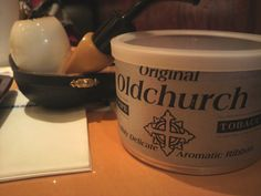 McClelland Old Church and IMP Meerschaum Pipe