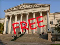 ingyenes múzeumok