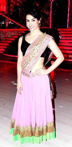 Lauren Gottlieb on 'Jhalak Dikhhla Jaa' #Bollywood #Style #Fashion