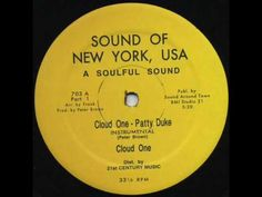 Cloud One - Patty Duke *posted by Hip Hop Fusion Patty Duke, Thing 1, Melting Pot, Hip Hop, Clouds, Classic, Derby, Hiphop, Classic Books