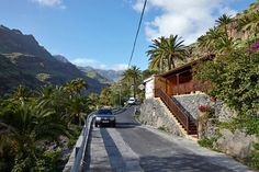 Isla de la Gomera, ( Canary Island ).