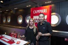 CAMPARI - Mediennacht @ OCEAN DIVA