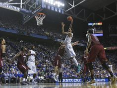 Kentucky's Willie Cauley-Stein had14 points and seven