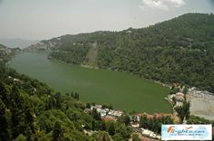 Nainital is one of the most famous hill stations places to visit, tourist destinations, travel places, popular tourist attraction in India at fli-ghts.com.