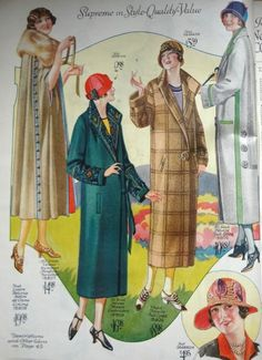 Philipsborn's Catalog, Spring and Summer, 1925 | The Vintage Traveler