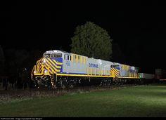 RailPictures.Net Photo: CREX 1302 BNSF Railway GE ES44AC at Steward, Illinois by Gary Morgan