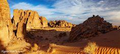 Le Parc National du Tassili n'Ajjer, Algerie