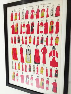 Blog and vintage fabrics