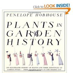 Plants in Garden History | Penelope Hobhouse