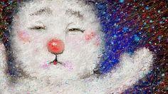 PCペイントで絵を描きました! Art picture by Seizi.N:   スノーマンみたいな雪だるまさんをお絵描きしてみました、偶に可愛い絵も描いてます。  Sara Groves - Painting Pictures Of Egypt (Music Video) http://youtu.be/yC9cKaELnG8