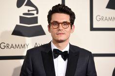 John Mayer Looks As Handsome As Ever at Grammys 2015 John Mayer Say, John Mayer Songs, Los Angeles Convention Center, Kourtney Kardashian, Trends, News Songs, Celebrity News, Sexy, Music Videos