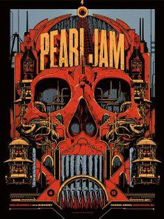 Pearl Jam by Ken Taylor
