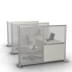 tall office partitions. 75\ Tall Office Partitions