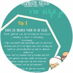 """Dans en drama gerelateerde tips bij het thema """"Voor altijd jong!"""". Het thema van de kinderboekenweek 2016. Elke woensdag vanaf 17 augustus zal ik een tip weggeven. Leerkrachten uit Noord-Holland kunnen de inspiratiekist """"Voor altijd jong!""""huren. www.ktds.nl Website, School, Movie Posters, Holland, Tips, The Nederlands, Film Poster, The Netherlands, Netherlands"""