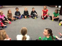 Sleigh Ride: Super Easy Cup Routine - YouTube