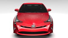 Toyota Prius Flying 2017 3D 3Ds - 3D Model