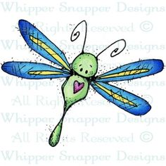 Dragonfly at Heart