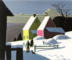 ~ Ralph Hulett ~ Christmas