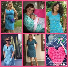365 days of happy Tante Betsy dresses: Blue Tante Betsy Monday