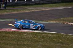 2012 Superstar series - BMW M5 flames