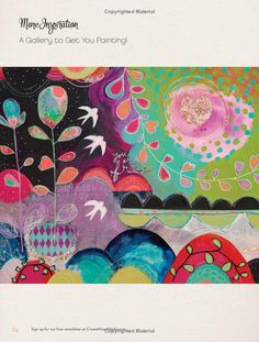 Intuitive Painting Workshop: Techniques, Prompts and Inspiration for a Year of Painting: Alena Hennessy: 0035313664311: Amazon.com: Books