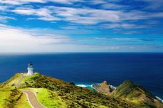 A visit to New Zealand is not complete without a journey to the top of the North Island – Cape Reinga. Description from statravel.co.uk. I searched for this on bing.com/images