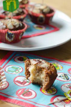 paleo speculaas muffins met amandelspijs