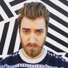 Picture from Rhett's Twitter page