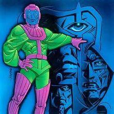 Kang the Conqueror - Bing Images Marvel Villains, Marvel Characters, Fictional Characters, Kang The Conqueror, Bing Images, Guys, Fantasy Characters, Sons, Boys