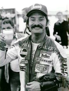 """Motorcycle and car racer Mike """"The Bike"""" Hailwood Motorcycle Racers, Racing Motorcycles, Grand Prix, Steve Brown, Bike Wedding, Airplane Pilot, Car Racer, Road Racing, The Good Old Days"""