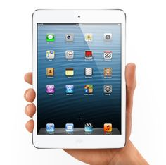 The new iPad Mini - and everything you need to know about it.