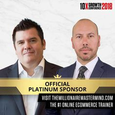 Coach Giani and Gabriel Beltran are featured platinum sponsors of the 10X Growth Conference. Check out  http://www.10XGrowthCon.compic.twitter.com/Ov1xu3MbM4