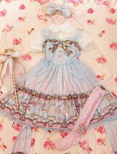 Angelic Pretty - Day Dream Carnival
