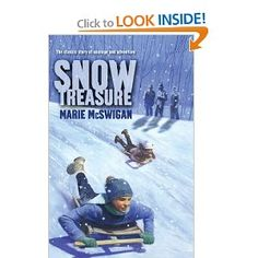 Snow Treasure by Marie McSwigan.  Free read
