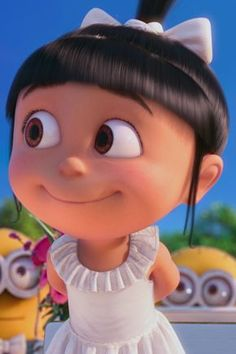 Best agnes images on agnes despicable me, funny Cute Cartoon Pictures, Cute Cartoon Girl, Cartoon Pics, Disney Pictures, Funny Iphone Wallpaper, Cute Disney Wallpaper, Cute Cartoon Wallpapers, Minion Wallpaper, Hd Wallpaper