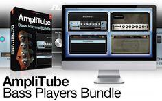 IK Multimedia   AmpliTube - Bass Players Bundle