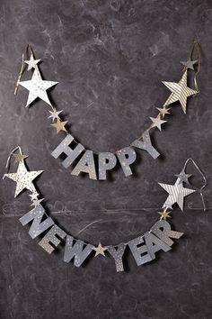 Para quem quer inspirações de decoração para festa de réveillon e ano novo. Veja várias referências com fotos para se inspirar.