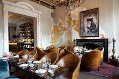 Coya Restaurant, London, 2012 - Sagrada