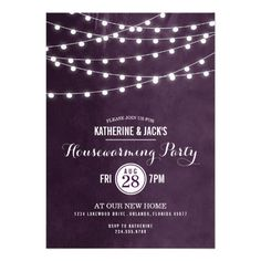 house warming party invitation - Google Search