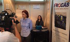 Raspundem intrebarilor dvs. printr-un interviu, pentru o imagine de ansamblu a firmei Procas. Selfie, Selfies