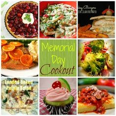 Loris Culinary Creations: 8 Great Recipes for a Memorial Day Barbecue. Time to fire up the grill!!