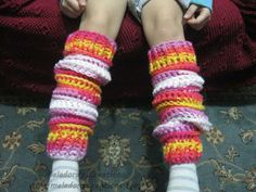 Riptide Child leggings - free crochet pattern Written pattern and tutorial can be found here Riptide Leggings - Meladora's Creations Free Crochet Patt Crochet Girls, Crochet For Kids, Crochet Baby, Free Crochet, Knit Crochet, Learn Crochet, Crochet Boot Cuffs, Crochet Leg Warmers, Crochet Boots