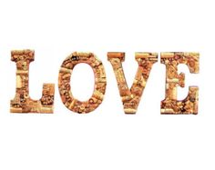 4 Wine Cork Letters | Handmade and Customized | We Have EVERY Letter